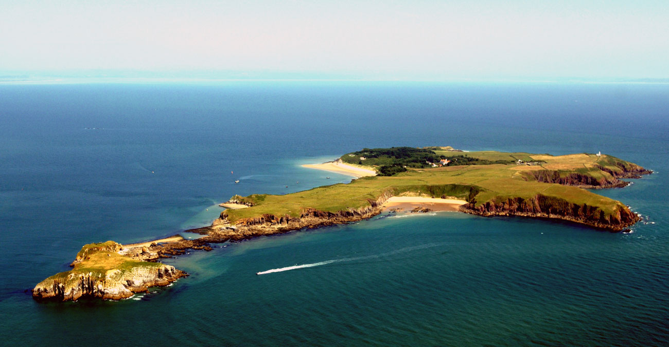 Caldey Island Tenby