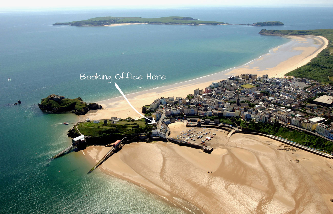 Tenby Boat Trips Booking Office Tenby Harbour