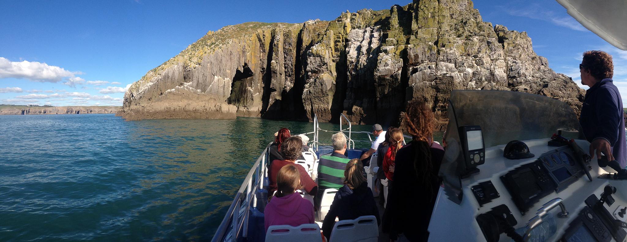 Tenby Boat Trips